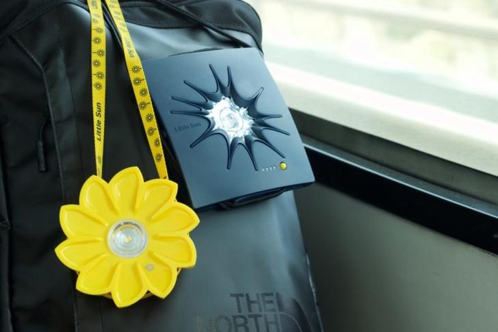 Little Sun: совместный проект ИКЕА и Олафура Элиассона (фото 6)