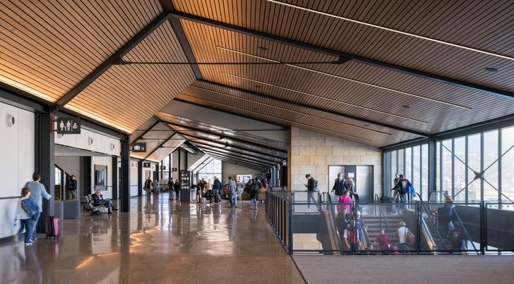 Новый дизайн аэропорта в Колорадо (фото 3)