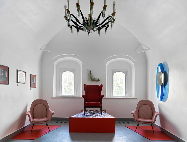 Выставка Gio Ponti & Amici в галерее дизайна MIRRA (фото 2)