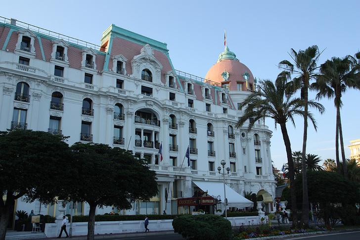 Отель Negresco