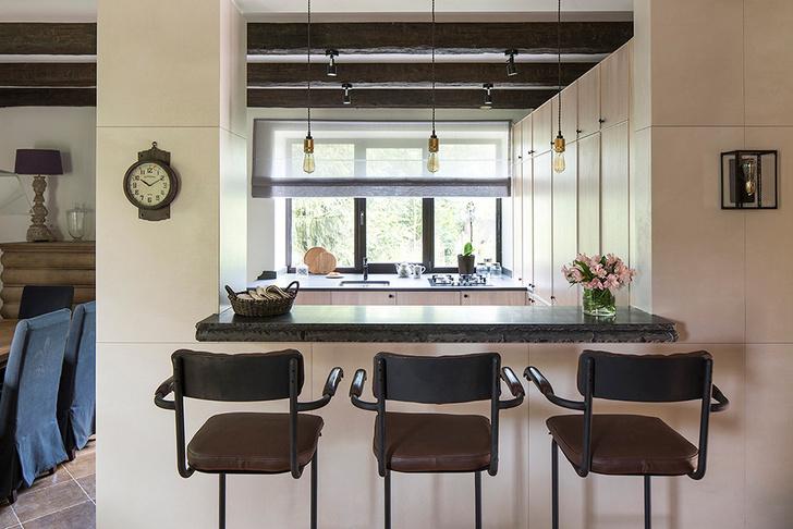 Как сделать дом в бельгийском стиле и сэкономить бюджет? фото [11]