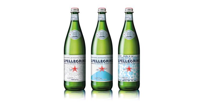 Путешествие воды: дизайнеры переосмыслили S.Pellegrino (фото 0)