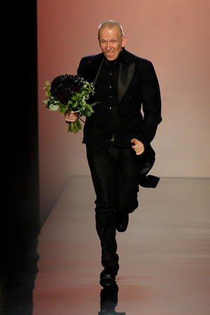 Показ Jean Paul Gaultier коллекции сезона Осень-зима 2011-2012 года haute couture - www.elle.ru - Подиум - фото 278882