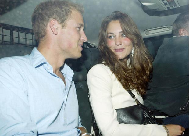 Как все начиналось: как выглядели Кейт и Уильям до брака (фото 6)