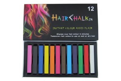 Цветной спрей: как сделать цвет окрашивания волос ярче? (галерея 4, фото 3)