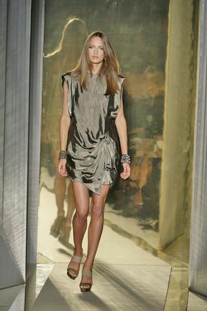 Показы мод Donna Karan Весна-лето 2009 | Подиум на ELLE - Подиум - фото 3405
