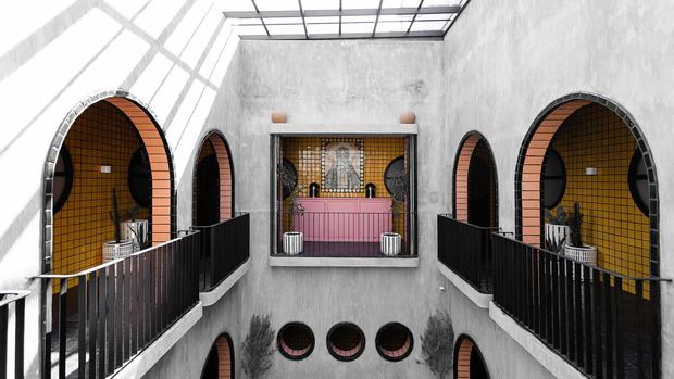 Бутик-отель Casa Hoyos в Мексике (фото 0)