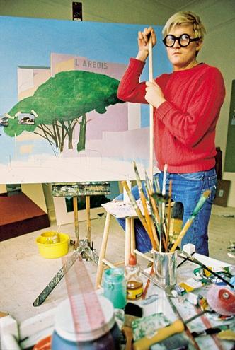 Дэвид Хокни: Сэлинджер от живописи (фото 2)