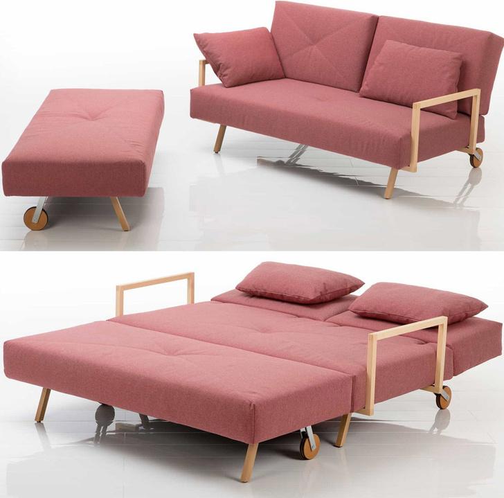 Топ-10: Лучшие диваны-кровати для нежданных гостей (фото 7)