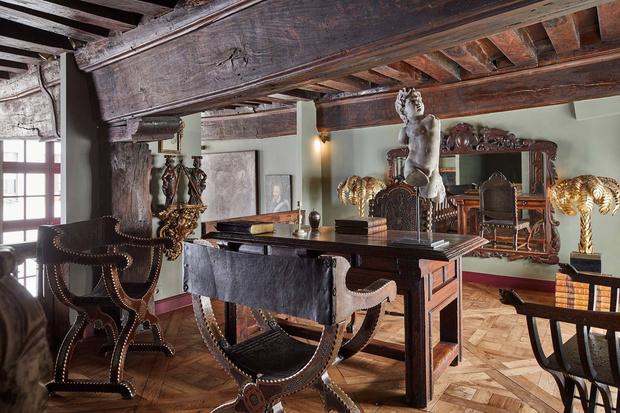 Дом-музей: яркий проект студии CM Studio в Париже (фото 10)