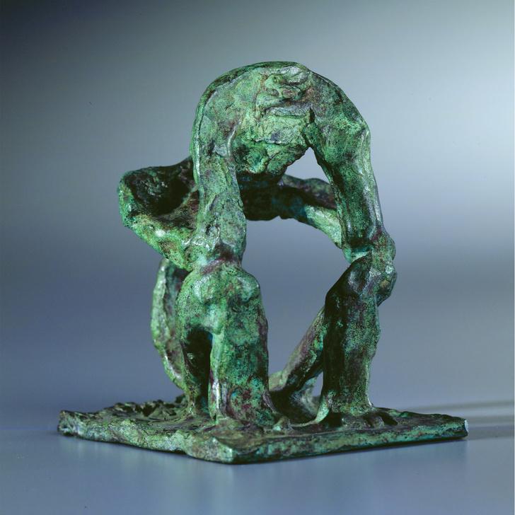 Выставка Жака Липшица в ММОМА (фото 8)