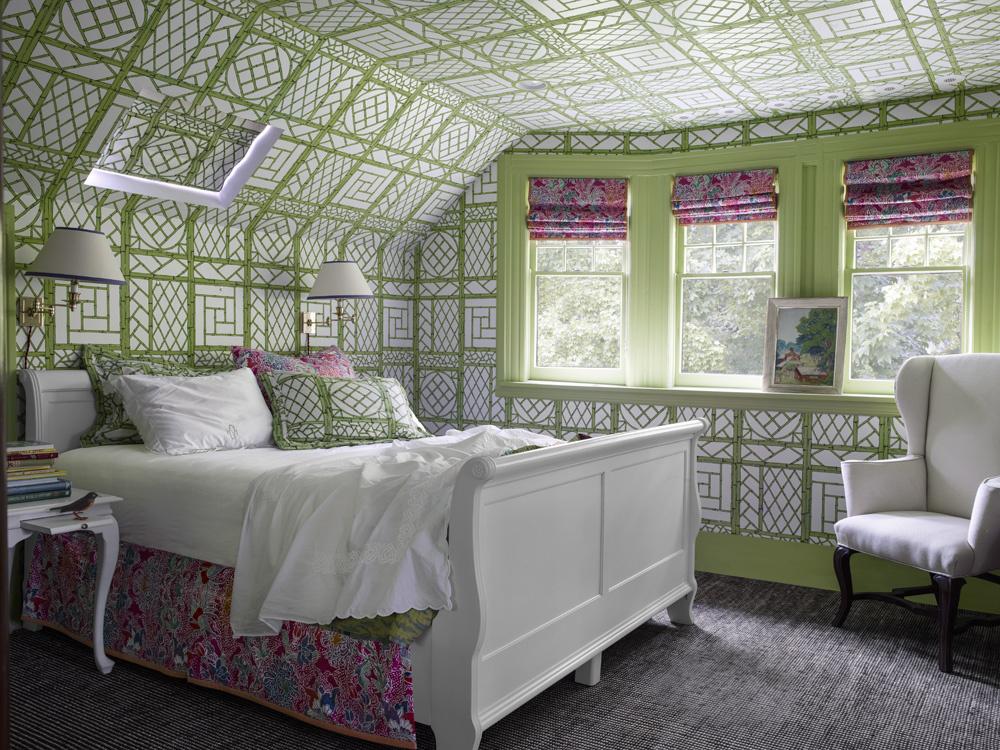 Спальни под крышей (галерея 0, фото 0)