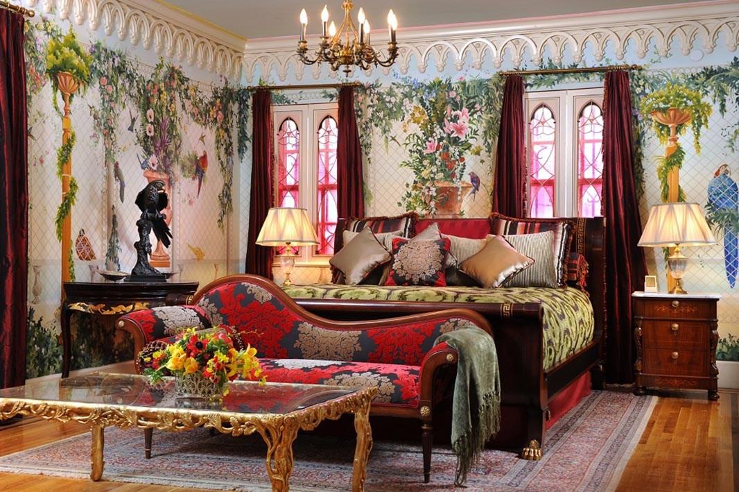 Дом Джанни Версаче: самый печально известный отель | галерея [1] фото [1]