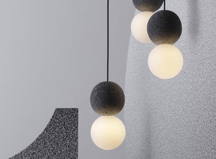Брутальные светильники от Studio davidpompa (фото 2)