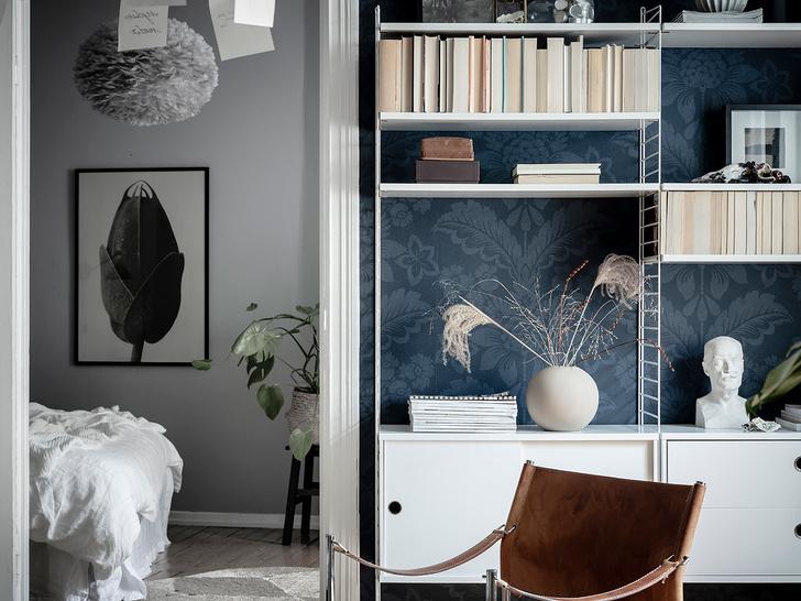 Скандинавский минимализм: квартира в Гетеборге (фото 5)