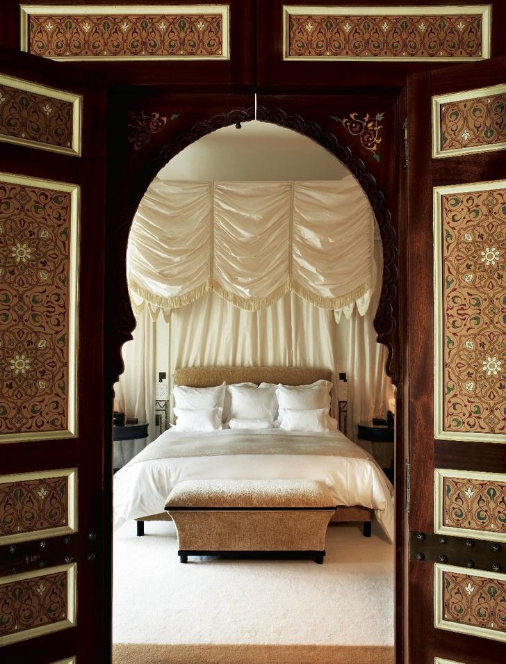 Oriental look: дизайнерские отели (фото 19)