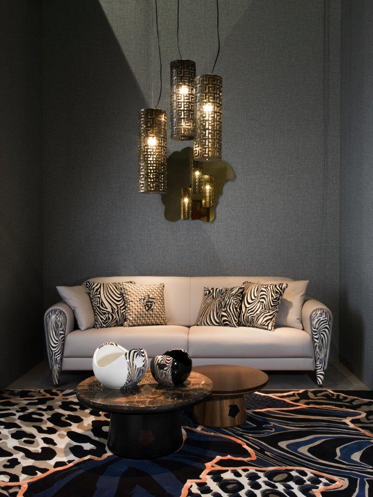 Марка Versace Home перешла под управление модного Дома Versace | галерея [1] фото [6]