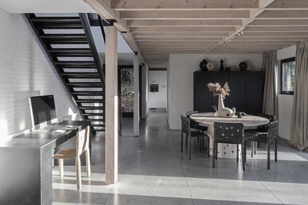 Шоурум-резиденция Faina Design в Брюсселе (фото 4)