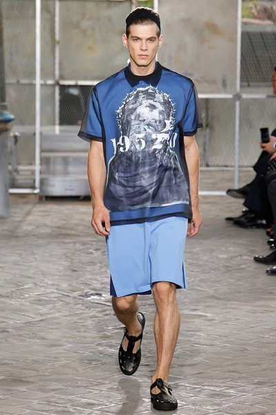 Неделя мужской моды в Париже: лучшие показы | галерея [4] фото [29]