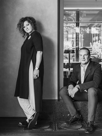 Первая коллекция мебели и света Олега Клодта и Анны Агаповой (фото 0)