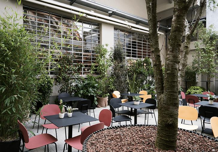 Встреча Японии и Италии в миланском кафе (фото 13)