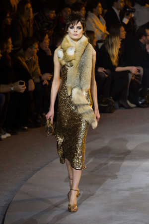 Показы мод Marc Jacobs Осень-зима 2013-2014 | Подиум на ELLE - Подиум - фото 801