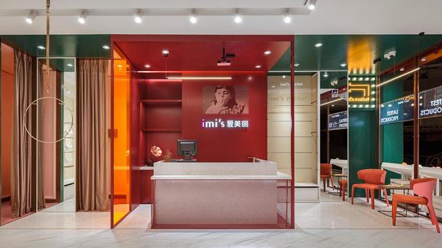Бутик в духе «Амели» в Пекине (фото 0)