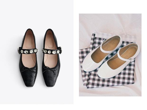 Что носить в апреле: ветровка, туфли Мэри Джейн и ободок (фото 7)