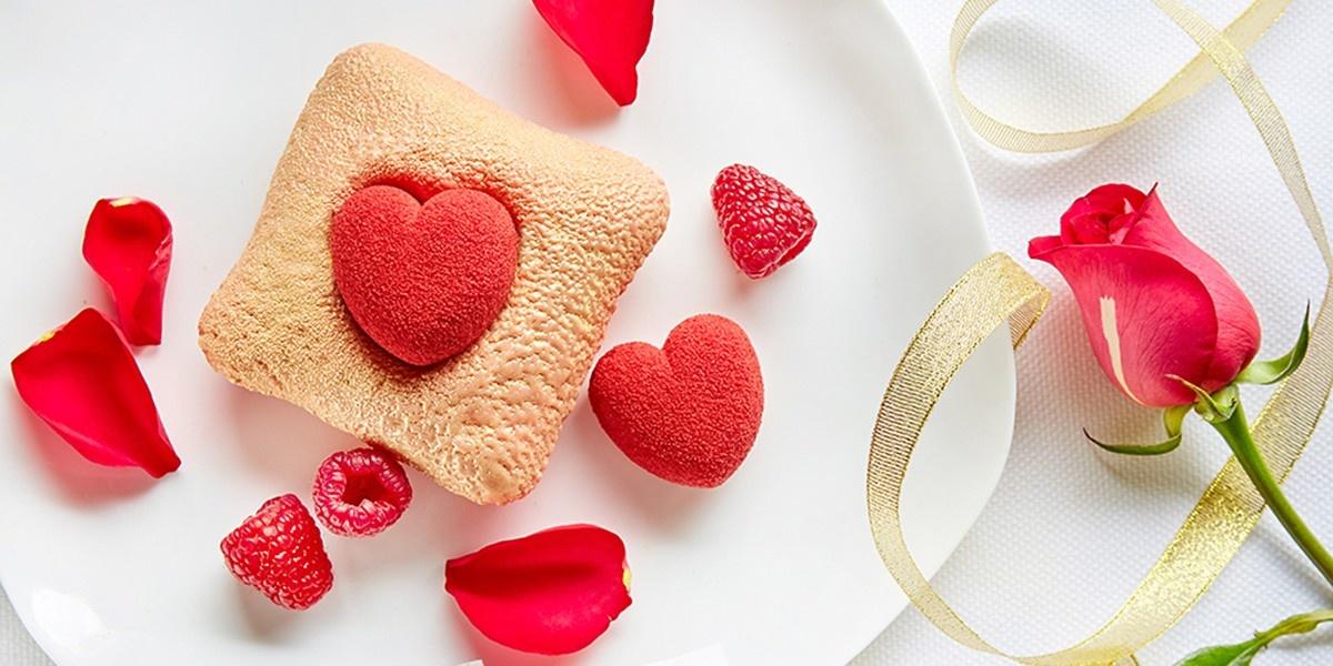 С любимыми не расставайтесь: десерты к 14 февраля