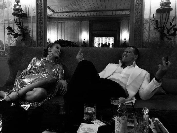 Дженнифер Лопес и Алекс Родригес решили жить вместе фото [3]