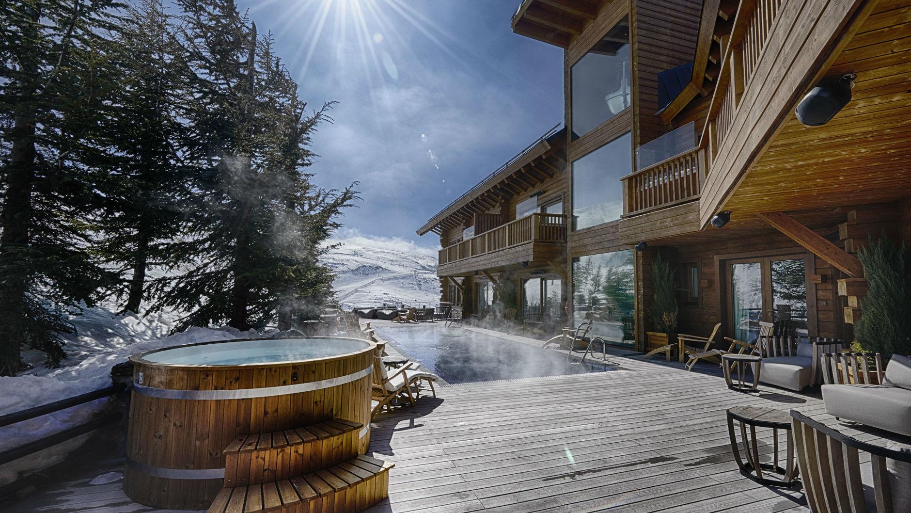 Топ-5 интересных отелей на горнолыжных курортах (галерея 14, фото 0)