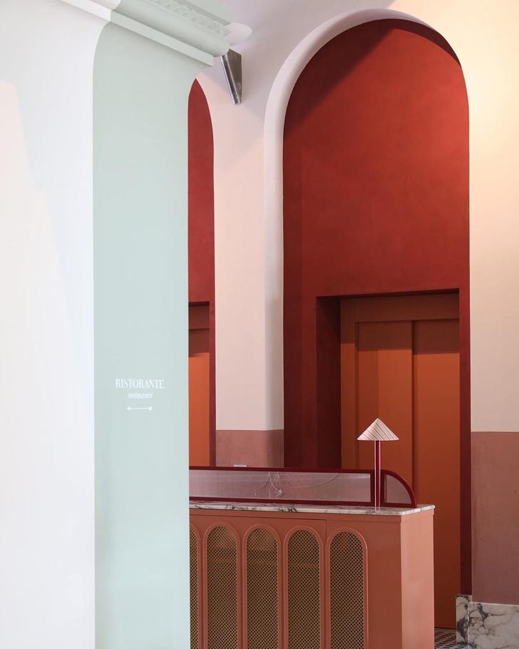 Новый отель по дизайну Доротеи Мейлихзон в Венеции (фото 11)