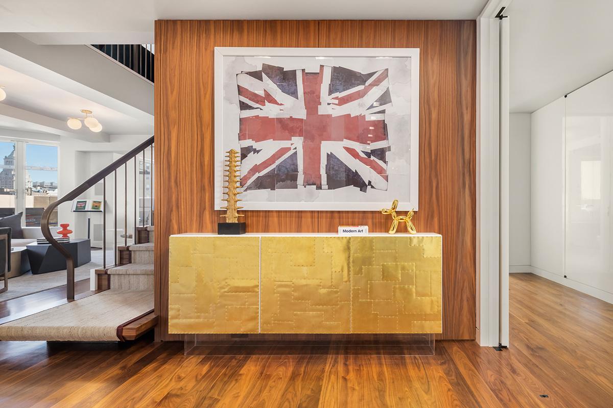 Кит Ричардс продает свой пентхаус в Нью-Йорке (галерея 4, фото 5)