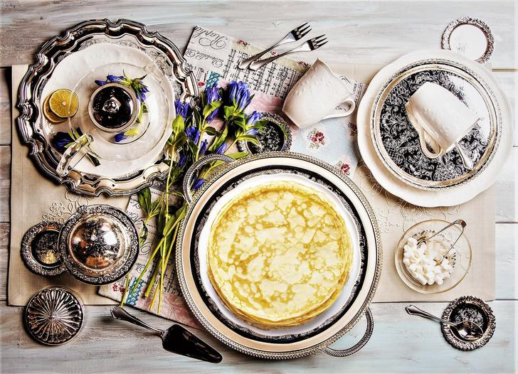 Масленица 2020: посуда и аксессуары для праздника (фото 0)