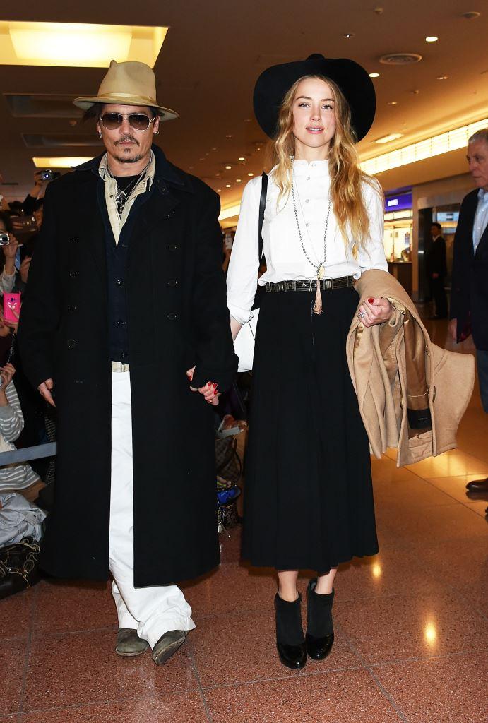 Прошла любовь: Джонни Депп и Амбер Херд на грани развода