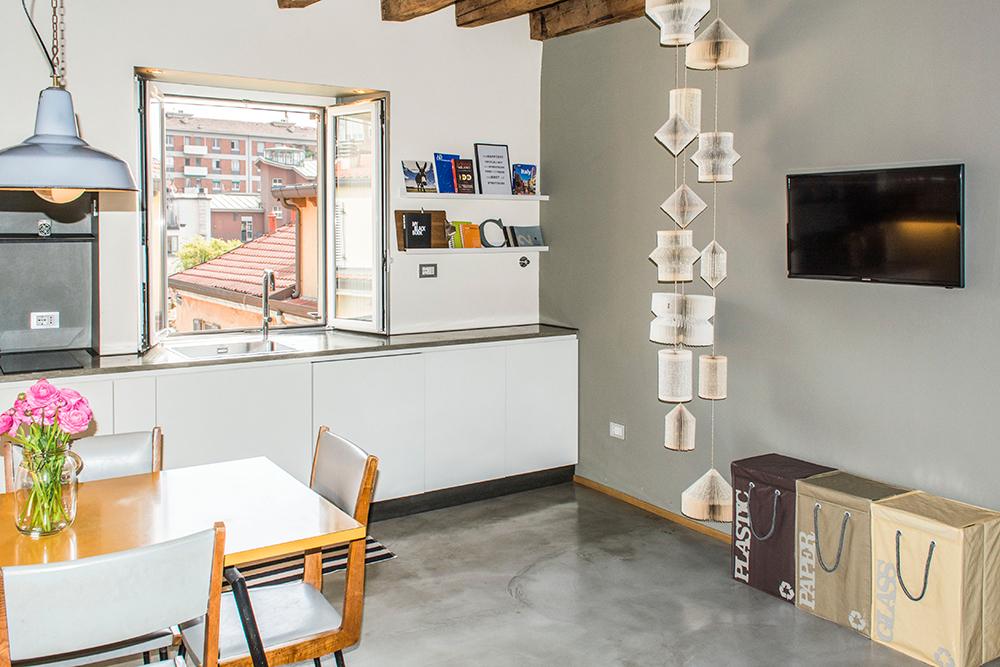 Топ-10: дизайнерские квартиры в Милане | галерея [3] фото [3]