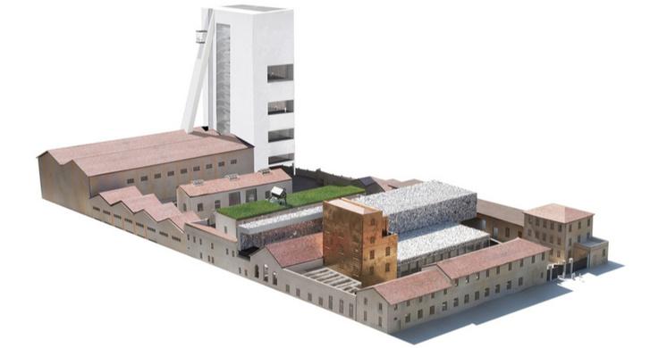 Новое здание Fondazione Prada в Милане откроется в апреле (фото 3)