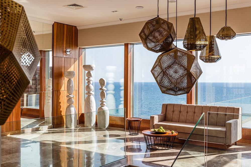 "Вид на море: отель ""Утесов"" в Анапе | галерея [1] фото [1]"
