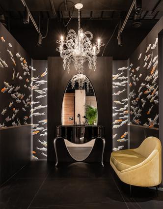 Четыре дизайн-пространства в шоуруме Globus Ceramica (фото 5.1)