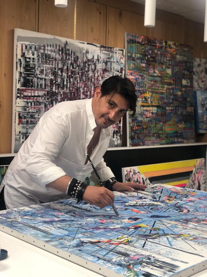 Какого художника называют «королем абстракции» во Франции? (фото 13)