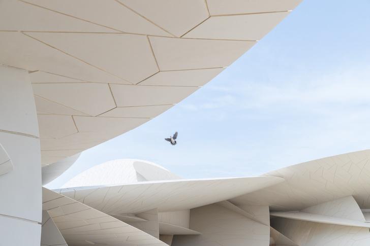 Музей в Катаре по проекту Жана Нувеля (фото 11)