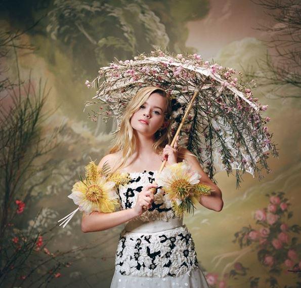 Дочь Риз Уизерспун стала новым лицом модного американского бренда (фото 4)
