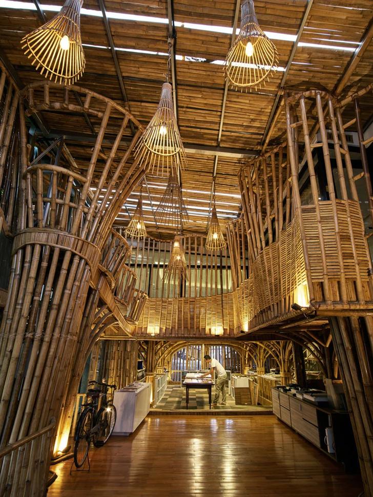 Многофункциональный комплекс Guha в Индонезии (фото 6)