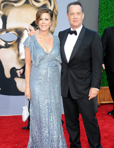 Rita Wilson-Tom Hanks