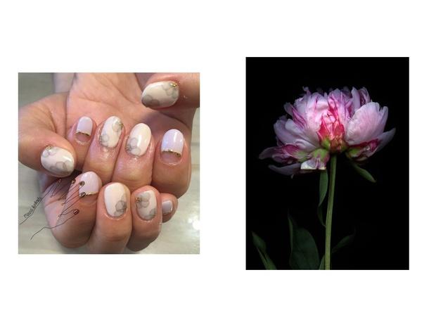 5 идей цветочного маникюра на весну (фото 6)