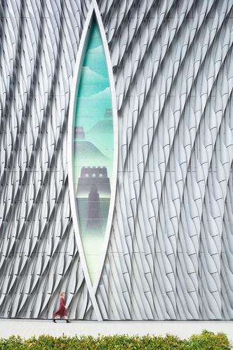 Футуристичный театр оперы в Гонконге (фото 4.1)