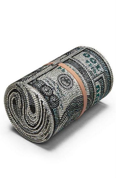 Вещь недели: клатч-банкнота, как у Ким Кардашьян и Бейонсе фото [5]