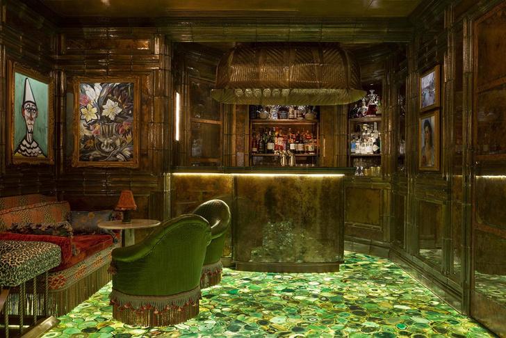 Провокационный максимализм: клуб Annabel's в Лондоне (фото 11)