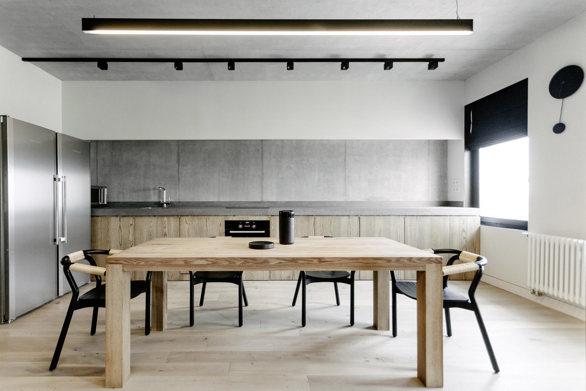 Деревянные кухни (галерея 0, фото 9)
