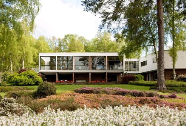 Модные сады в стиле mid-century modern (галерея 2, фото 2)